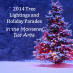2014 Tree Lightings and Holiday Parades