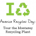 America Recycles Day: Tour Our Recycling Center!