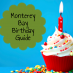 Monterey Bay Birthday Party Resources