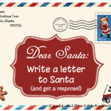 Help Your Child Write a Letter to Santa