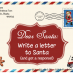 Dear Santa: How to Write to Santa Claus (And Get a Response!)