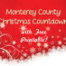 Monterey County Christmas Countdown-with Free Printable!