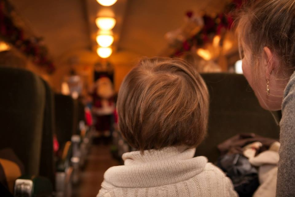 2014 Holiday Trains -MontereyMommies.com