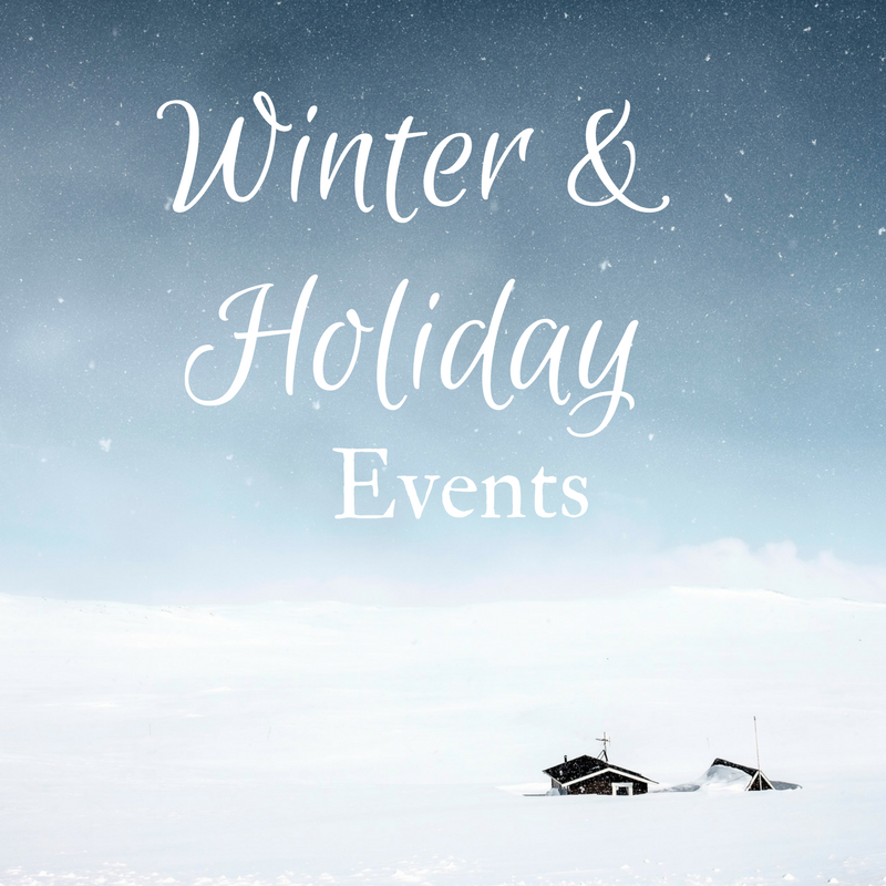 Winter Holiday Events -Monterey Mommies
