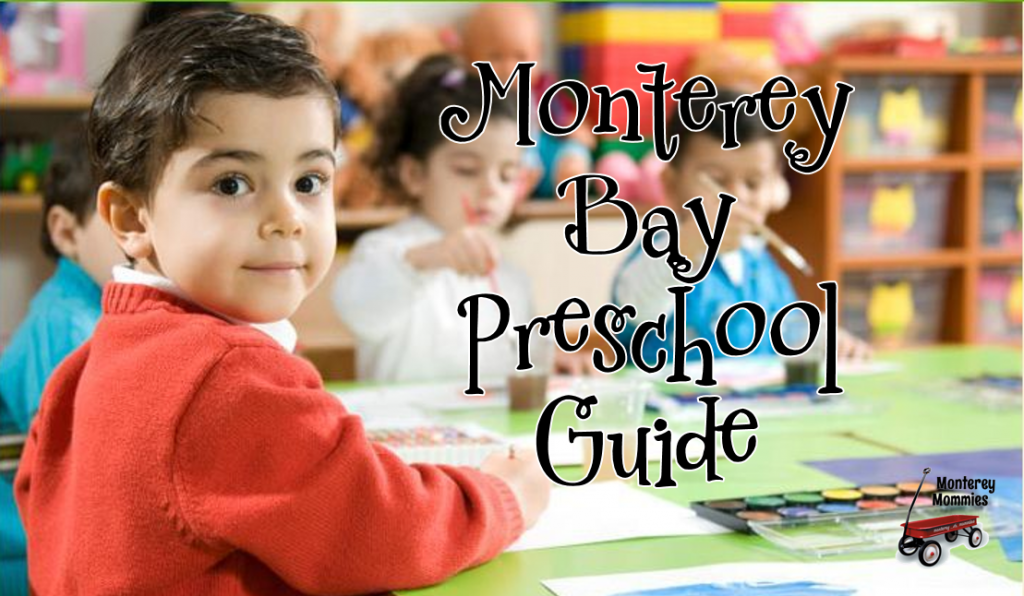 Monterey Bay Preschool Guide