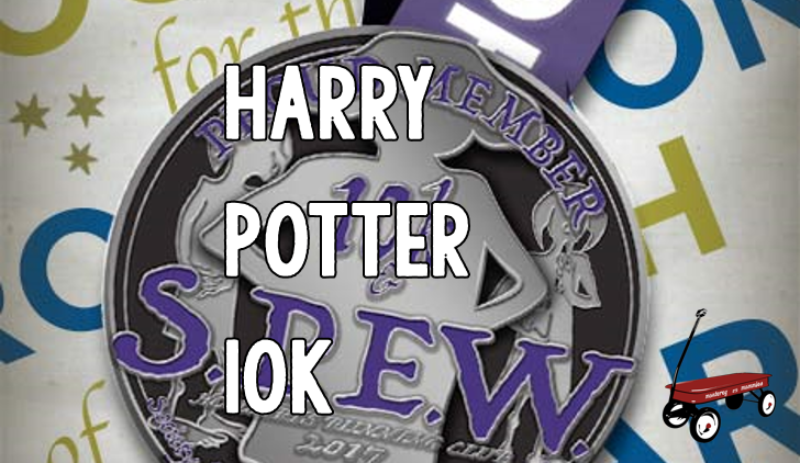 Harry Potter 10k-Monterey Mommies