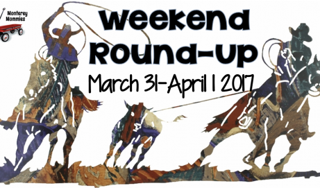 Weekend Round-Up: March 31-April 2