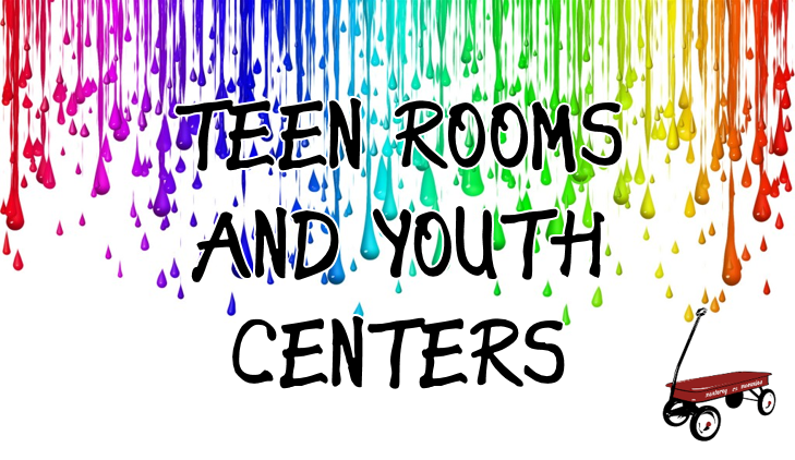 Teen Rooms and Youth Centers - Monterey Mommies