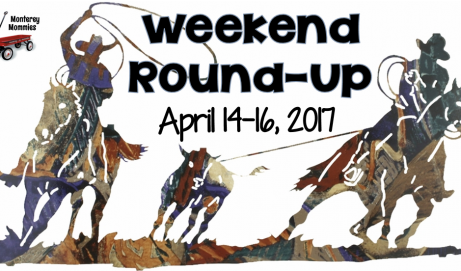 Weekend Round-Up: April 14-16