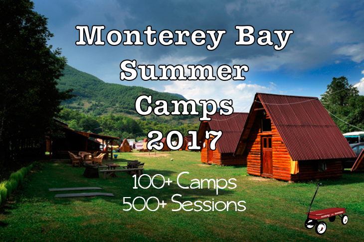 Monterey Bay Summer Camps 2017