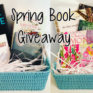 Spring Book Giveaway!