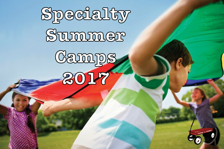 Specialty Summer Camps 2017 Monterey Bay