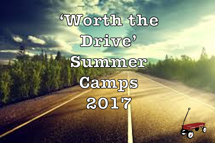 Worth the Drive Summer Camps Monterey Bay 2017